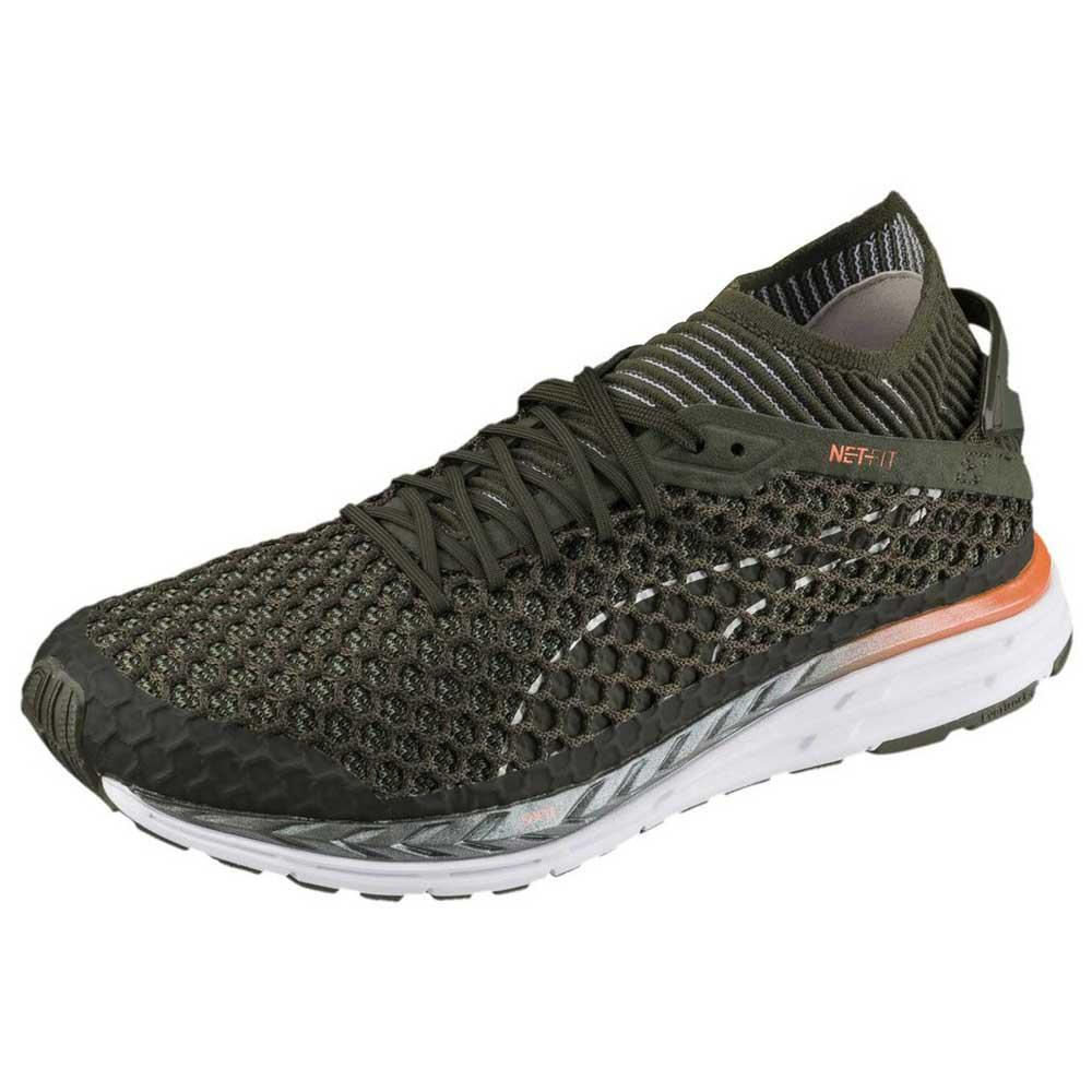 Puma Speed Ignite Netfit 2 Green buy and offers on Runnerinn b6f02e4f5