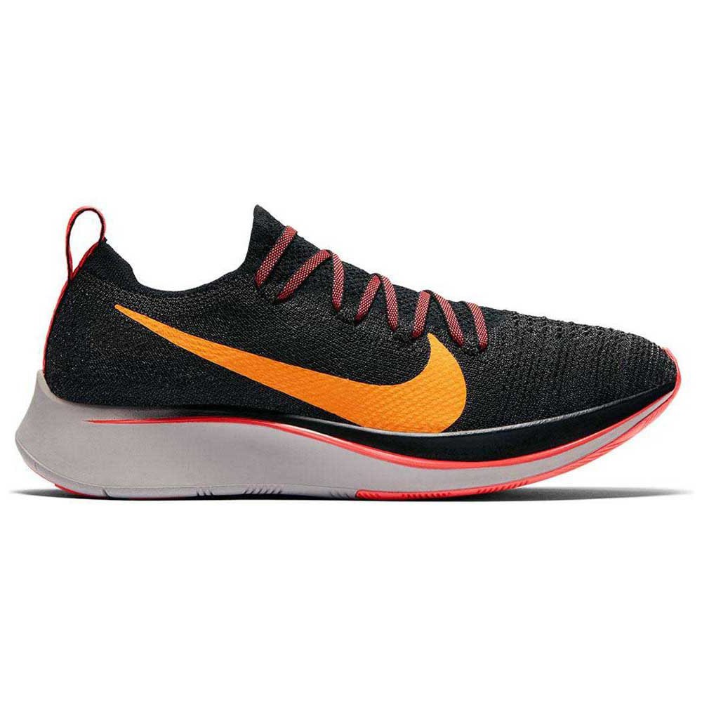 3da86bbad3335 Nike Zoom Fly Flyknit Orange buy and offers on Runnerinn
