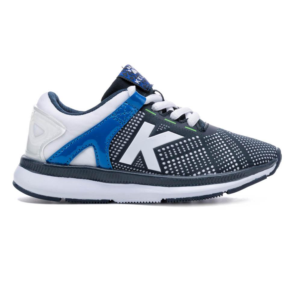 284aa9f717d4 Kelme Neon Blue buy and offers on Runnerinn