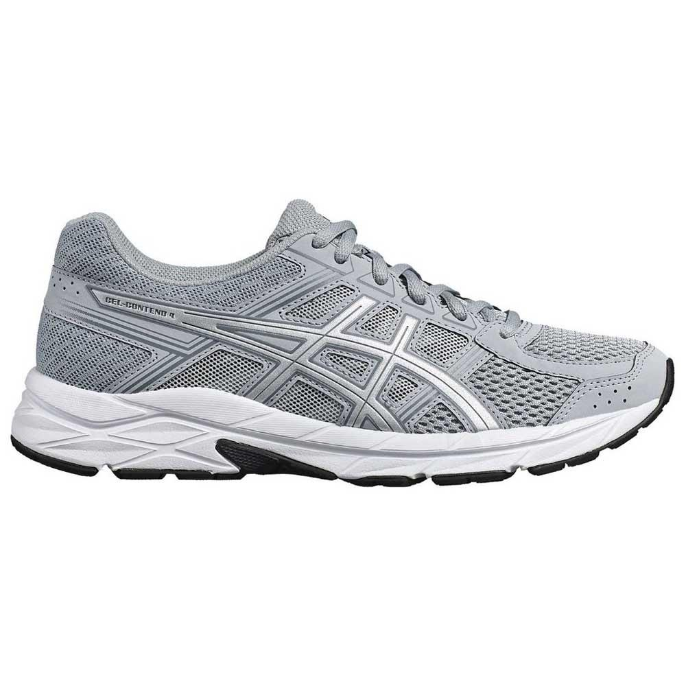 c92580fe1841 Asics Gel Contend 4 Grey buy and offers on Runnerinn
