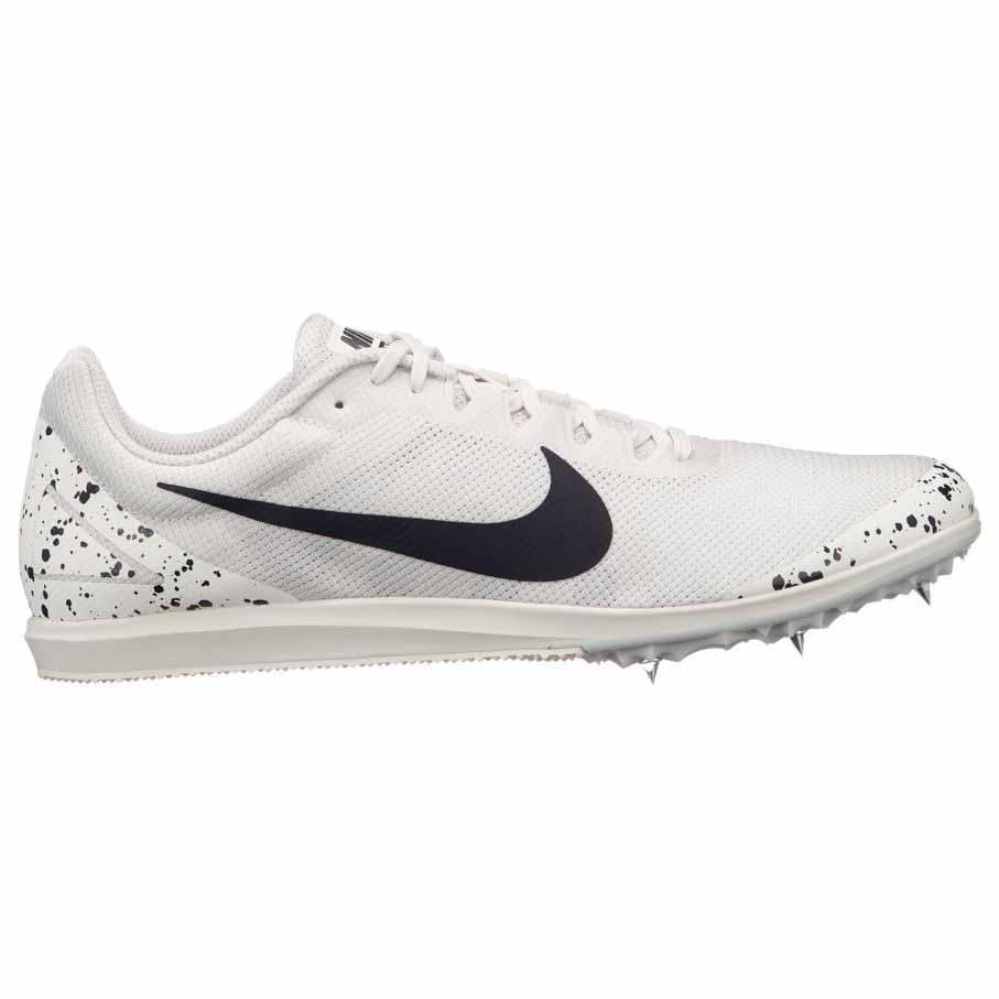 c6167c631139e Nike Zoom Rival D 10 White buy and offers on Runnerinn