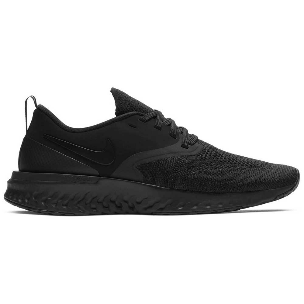 Dios interior verano  Nike Odyssey React 2 Flyknit Black buy and offers on Runnerinn