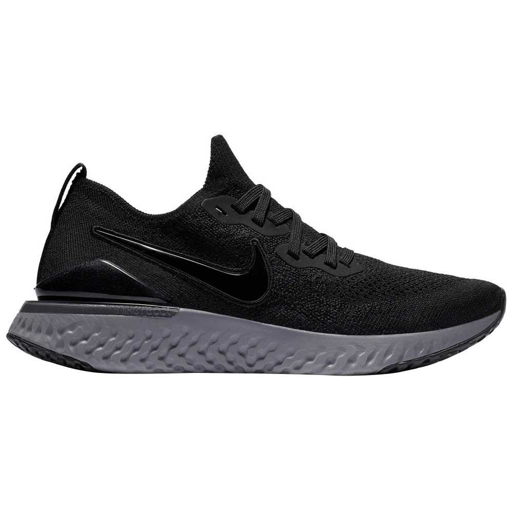 Nike Epic React Flyknit 2 Black buy and