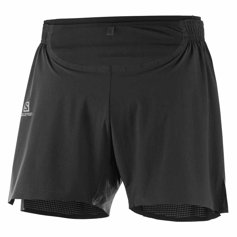 939001032 Salomon Sense Pro Short Black buy and offers on Runnerinn