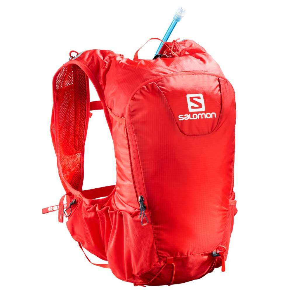 89d22a58bb Salomon Skin Pro 15 Set Red buy and offers on Runnerinn