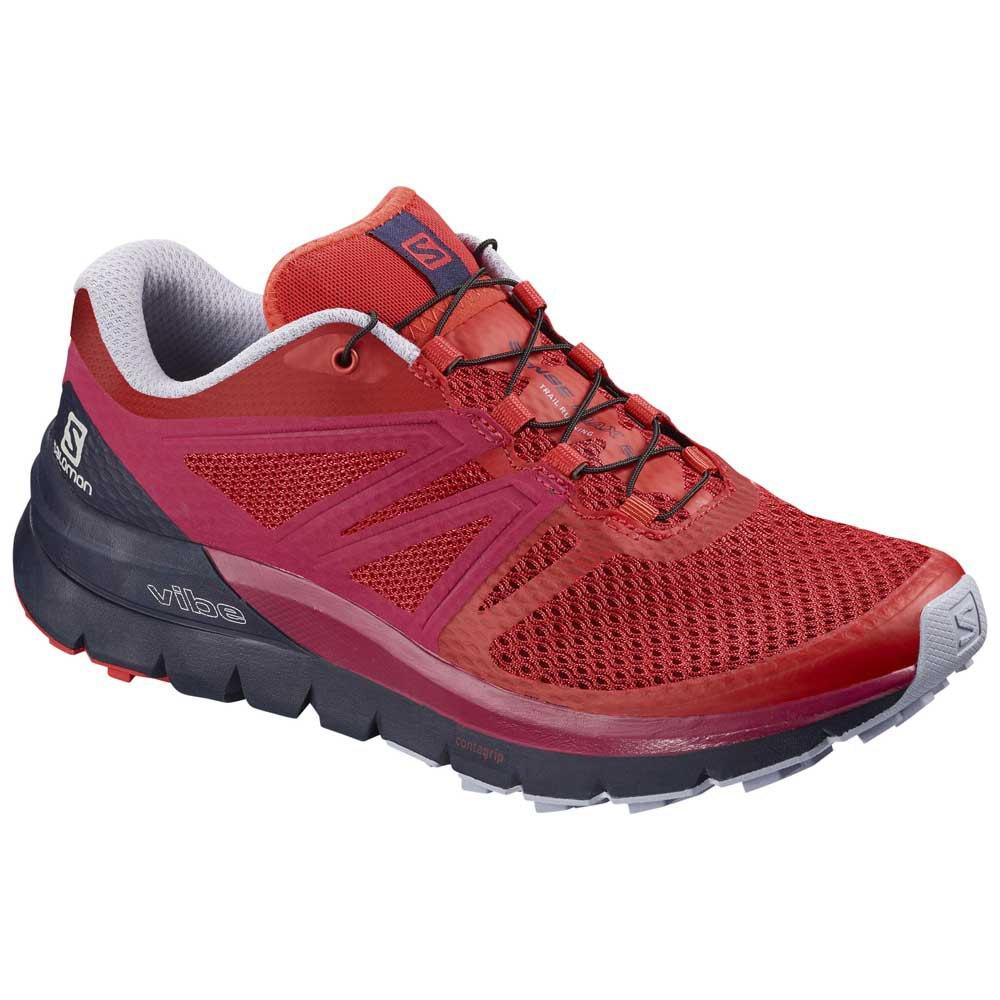 Salomon Sense Max 2 EU 40 Hibiscus / Evening Blue / Cerise