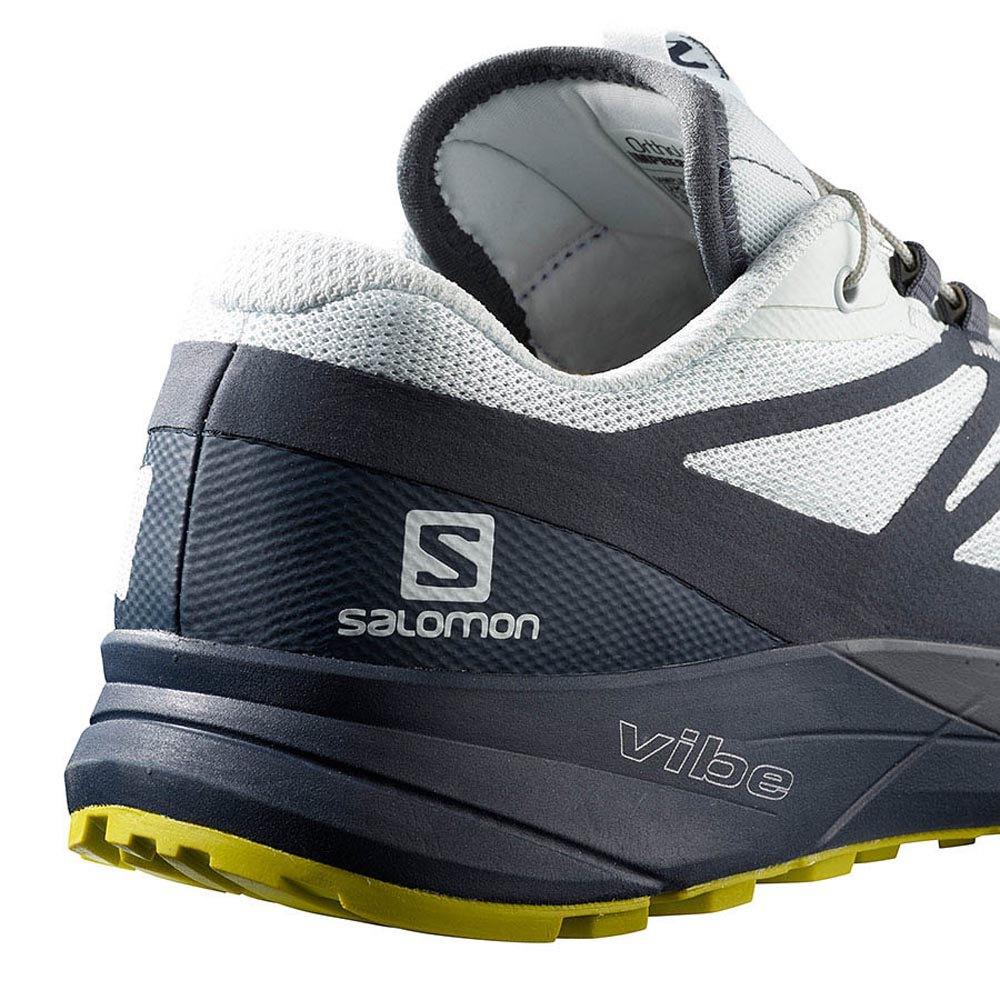 Salomon SENSE RIDE 2 Obuwie do biegania Szlak illusion blue