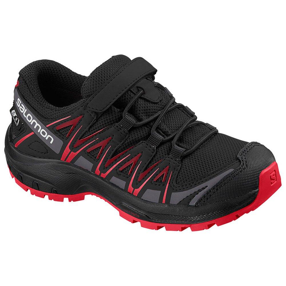 aeadae1b39 Outlet de zapatillas de running Salomon negras baratas - Ofertas ...