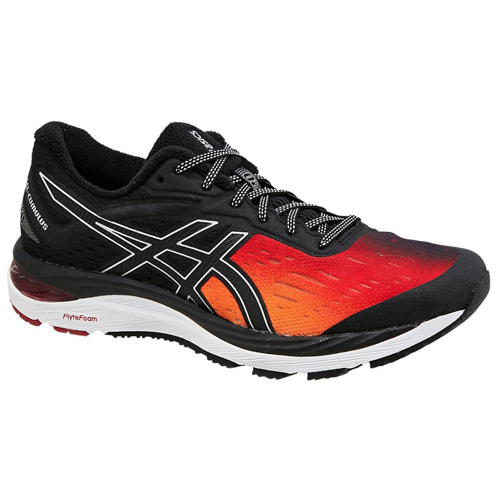 Asics Gel Cumulus 20 Sp EU 50 1/2 Black / Orange / White