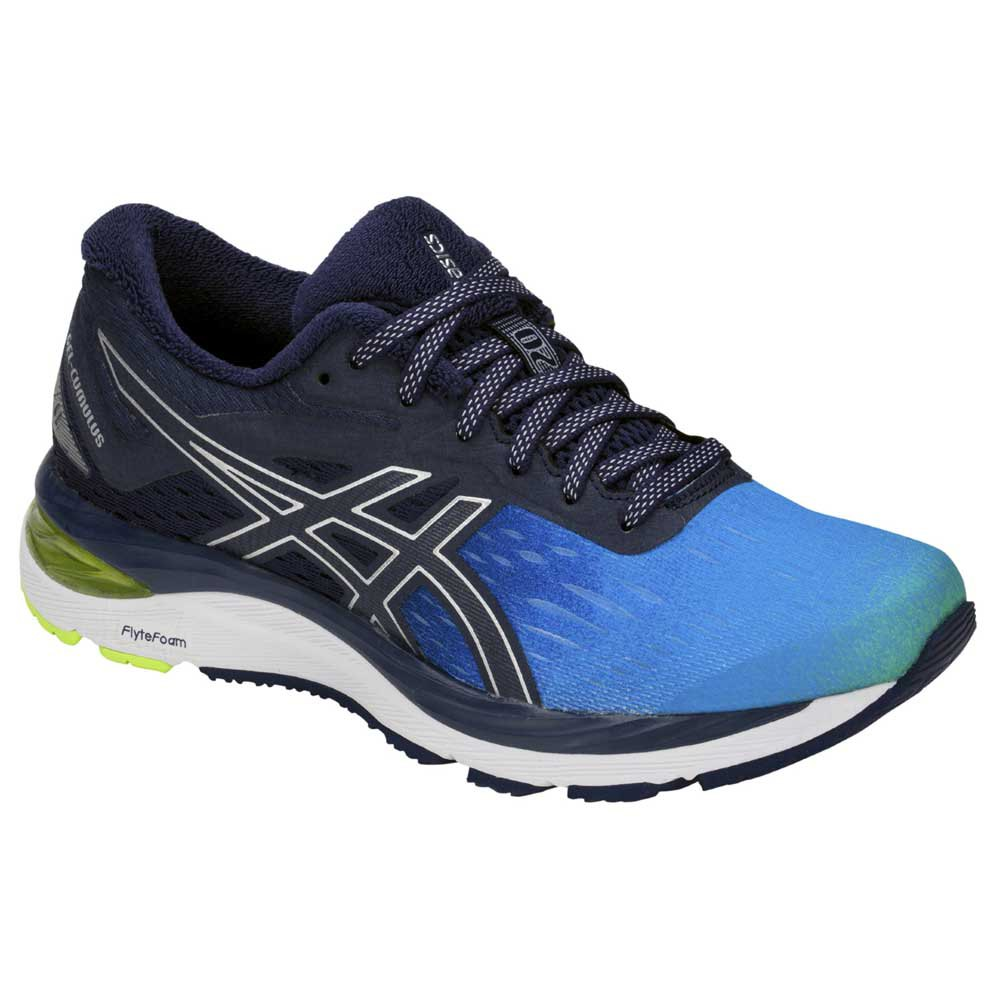 Asics Gel Cumulus 20 Sp EU 35 1/2 Island Blue / Peacoat / Lime