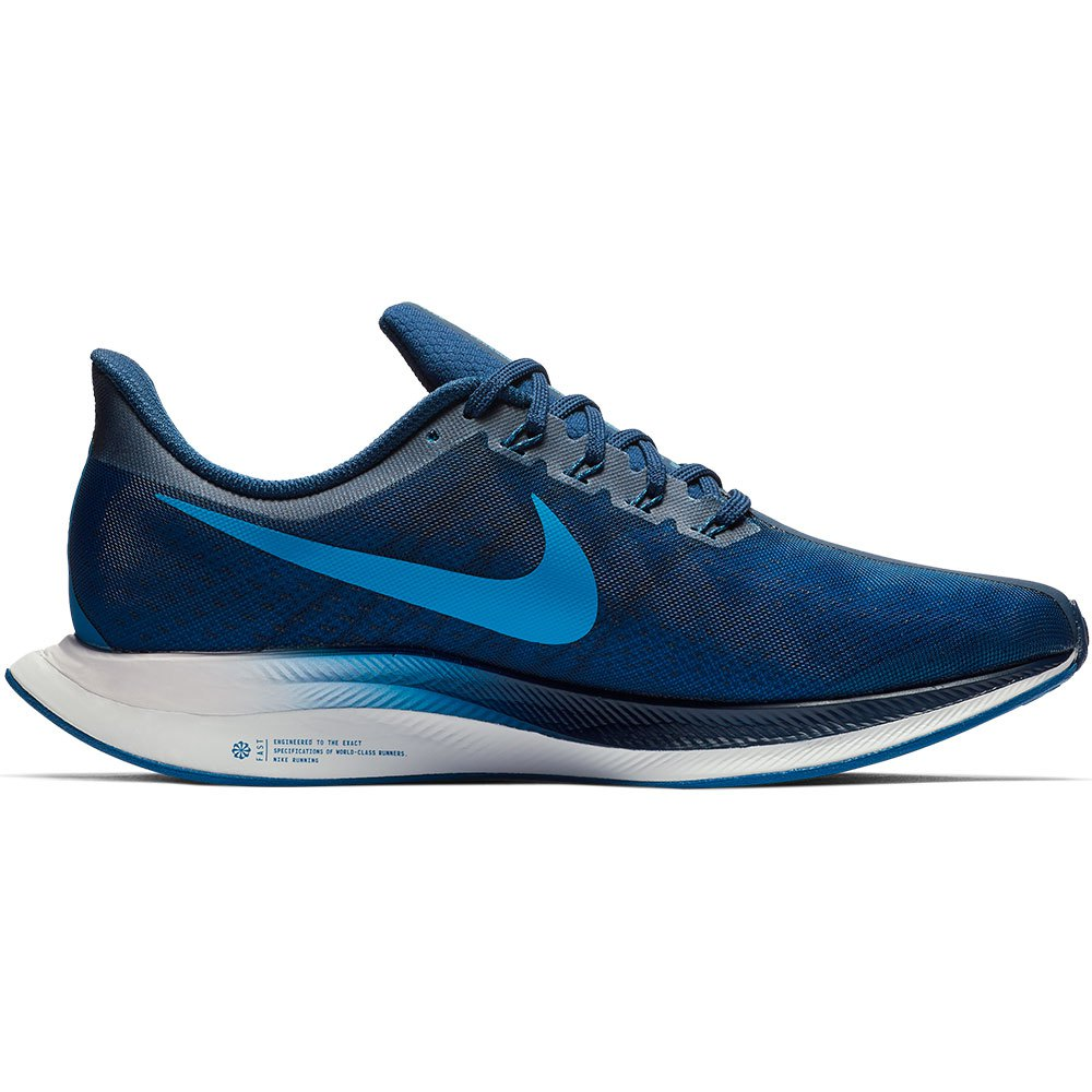 wholesale dealer 507d7 b5d18 Nike Zoom Pegasus 35 Turbo Blue buy and offers on Runnerinn