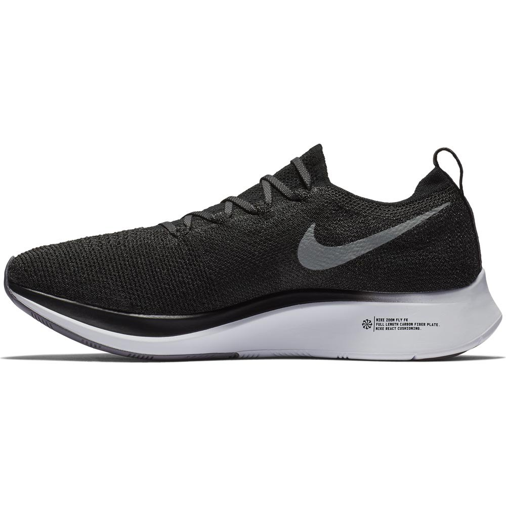 2905981dab85d Nike Zoom Fly Flyknit FK Black buy and offers on Runnerinn
