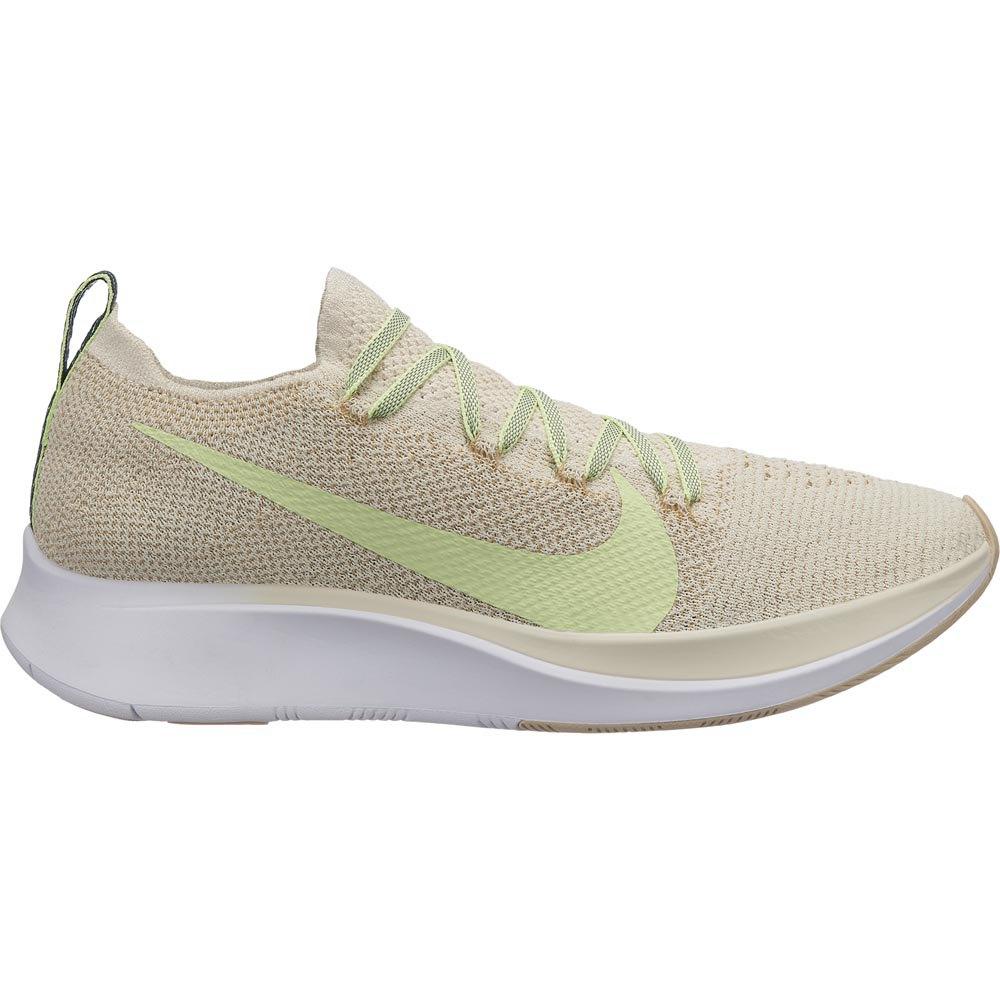 Nike Zoom Fly Flyknit Beige buy and
