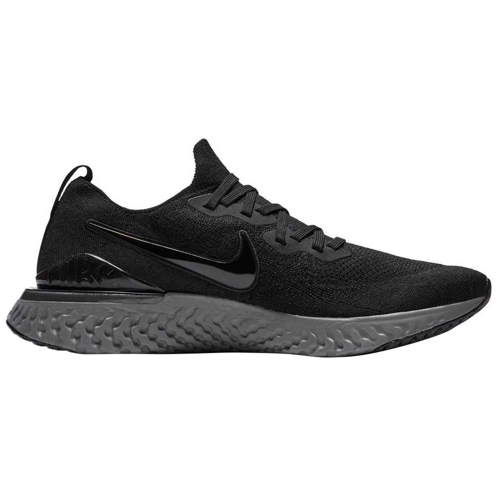01c4c1d662d4 Nike Epic React Flyknit 2 Grey buy and offers on Runnerinn