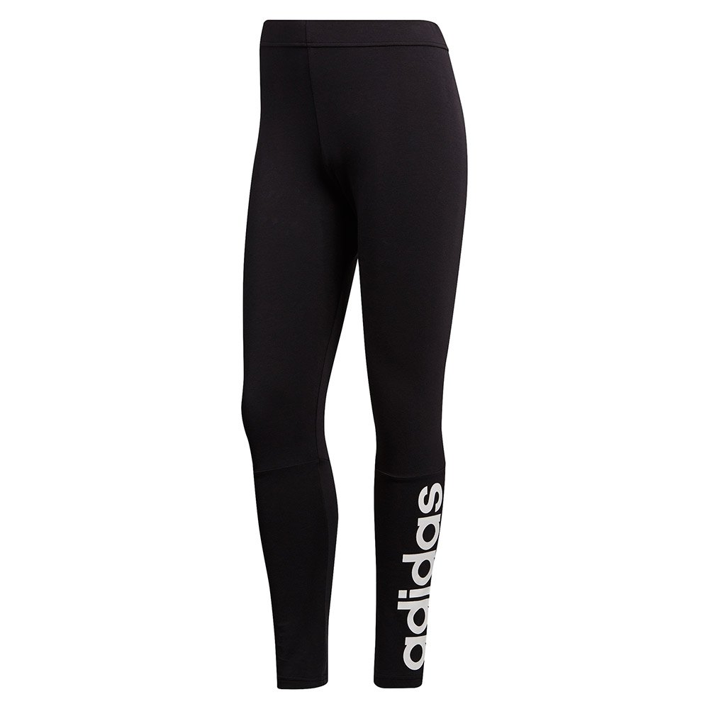 c2b622fc968a2 adidas Essentials Linear Tight Long Black, Runnerinn