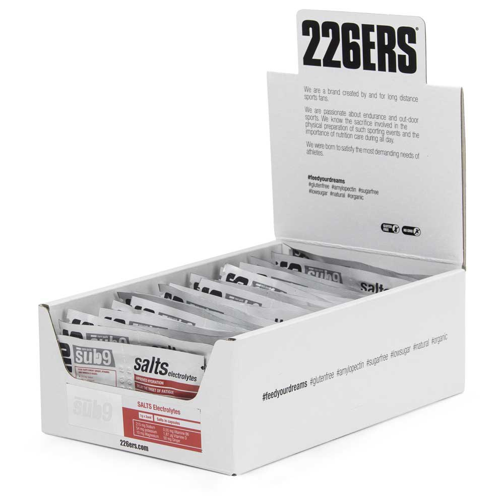 226ers Sub9 Salts Electrolytes Duplo 100 Units