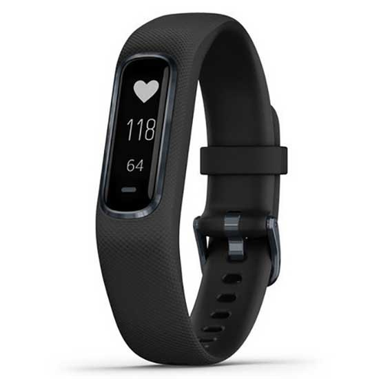 Garmin Vivosmart 4 Black buy and offers on Runnerinn
