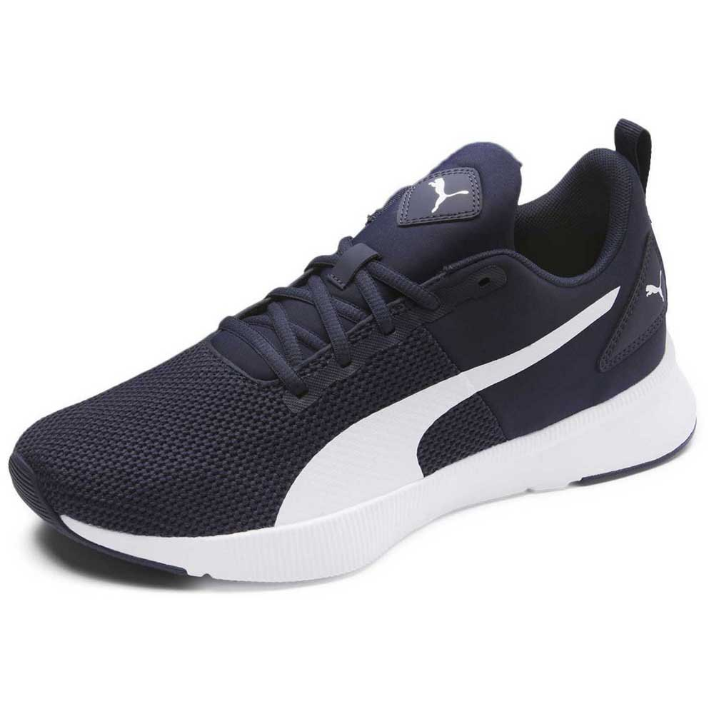 752f6c666cc Puma Flyer Runner Blue buy and offers on Runnerinn