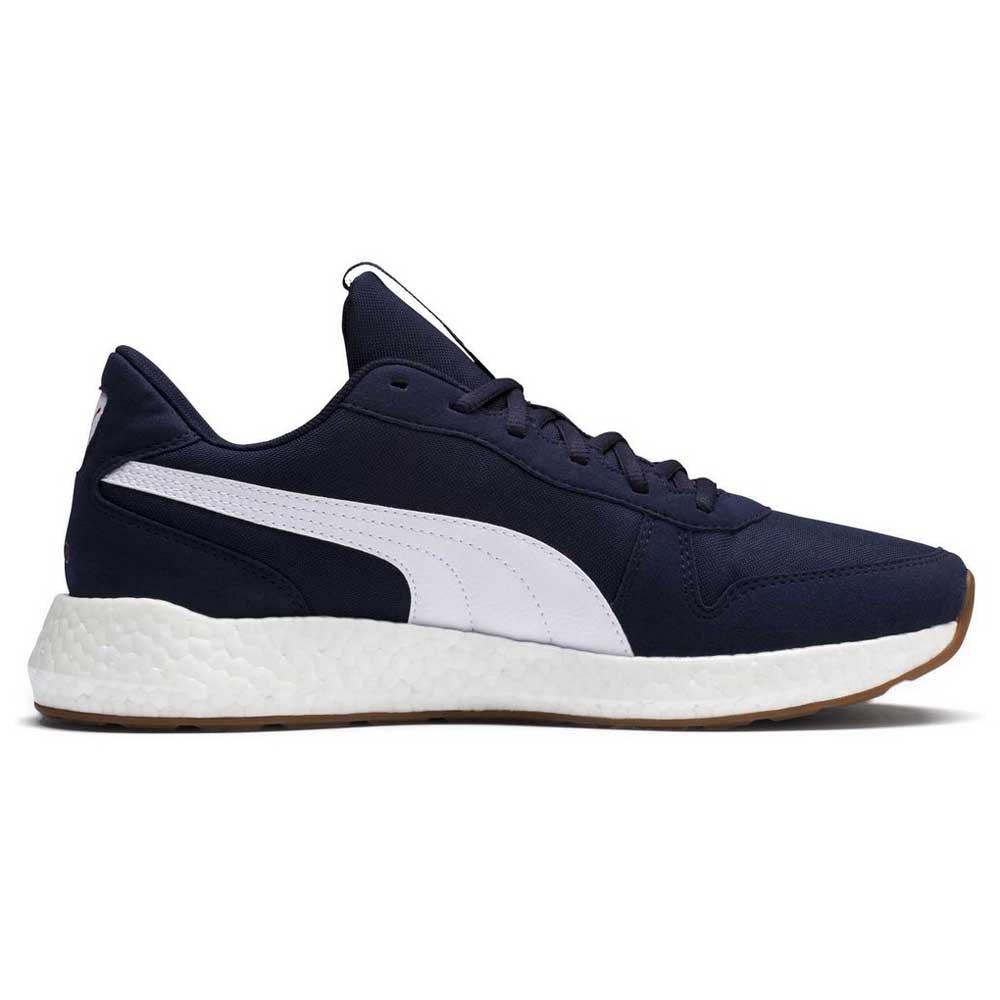 Puma NRGY Neko Retro Blue buy and offers on Runnerinn
