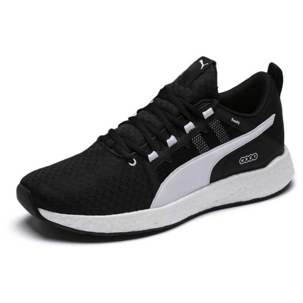 Puma Nrgy Neko Turbo Black Buy And Offers On Runnerinn