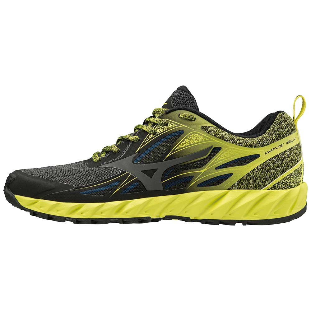 Trail running Mizuno Wave Ibuki