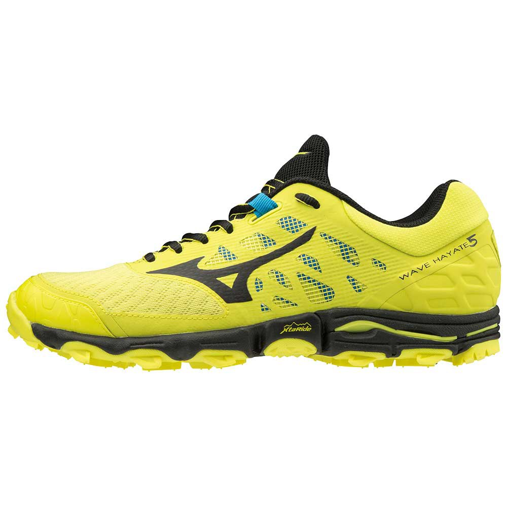 Trail running Mizuno Wave Hayate 5
