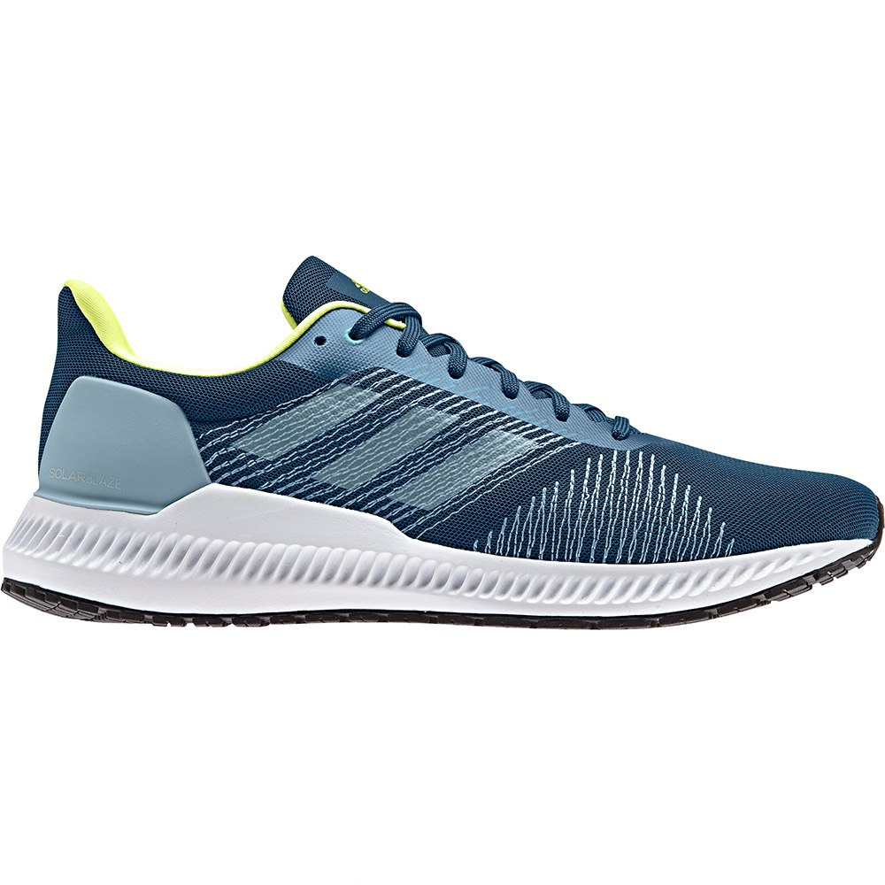 cbca7d3ac7fc adidas Solar Blaze Blue buy and offers on Runnerinn