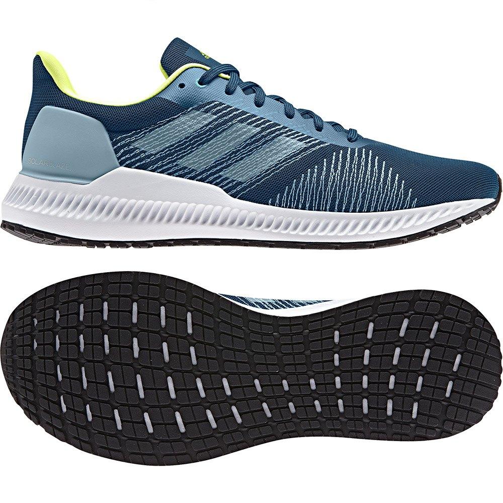 a5cd2ca86aa adidas Solar Blaze Μπλε, Runnerinn