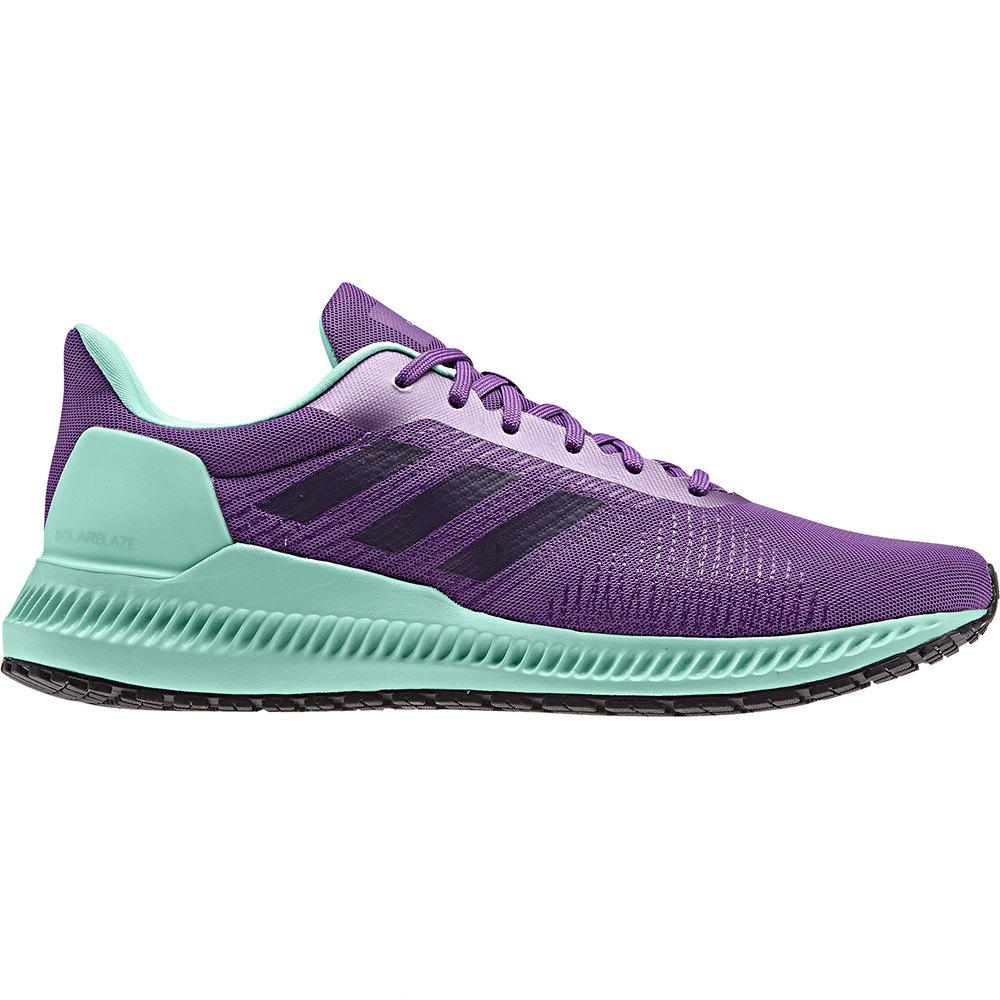 f02fca583c04 adidas Solar Blaze Green buy and offers on Runnerinn