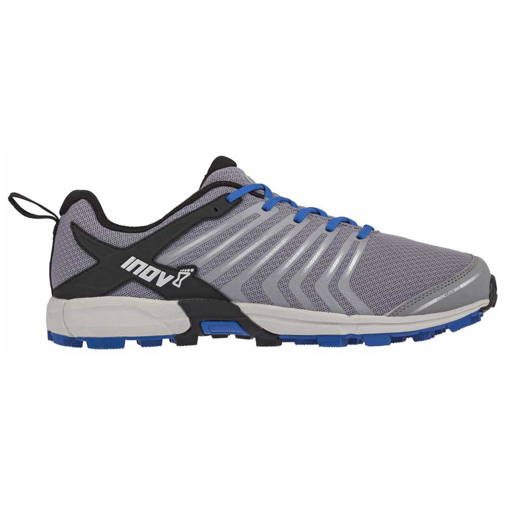 Zapatillas trail running Inov8 Roclite 300 EU 45 Grey / Blue