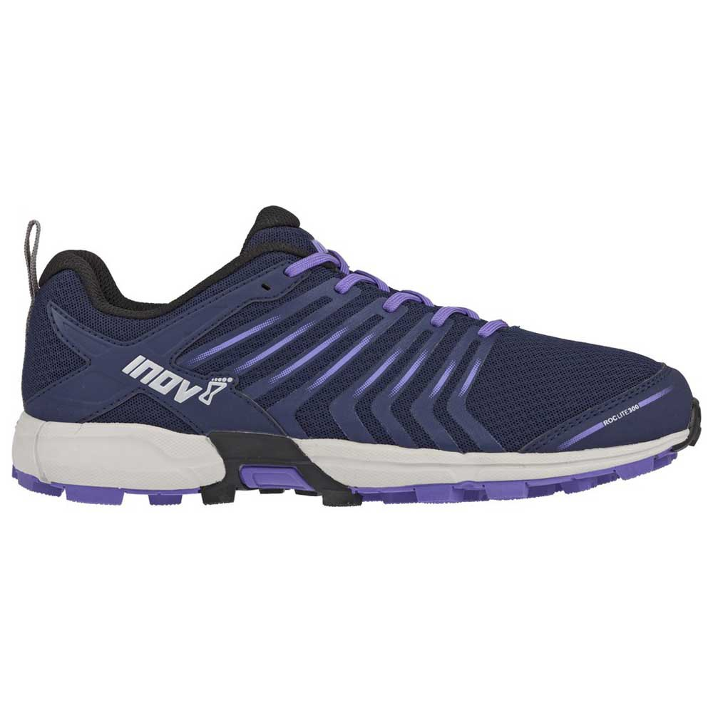 Zapatillas trail running Inov8 Roclite 300 EU 37 Navy / Purple