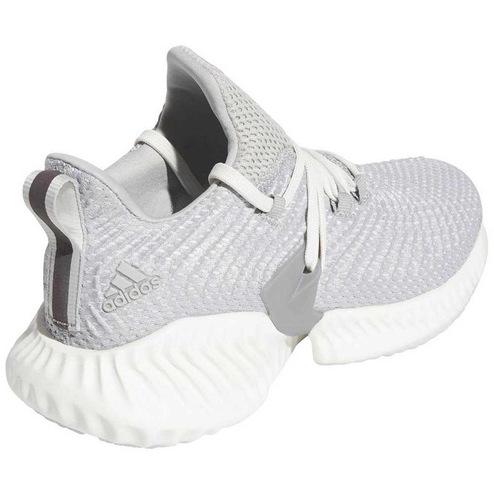 1ddfbbb2885b9 adidas Alphabounce Instinct White buy and offers on Runnerinn