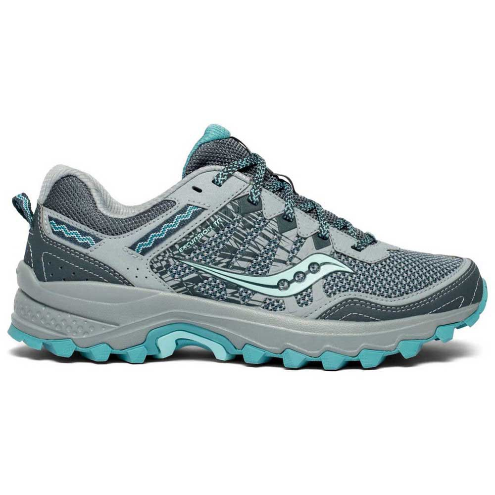 Saucony Excursion TR12 Blue buy and offers on Runnerinn