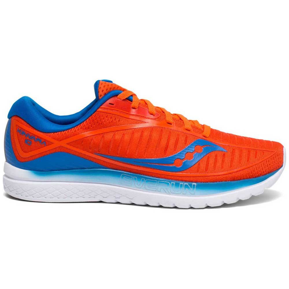 8f2c26aaafc7 Saucony Kinvara 10 Orange buy and offers on Runnerinn
