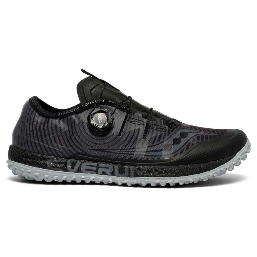 Trail running Saucony Switchback Iso