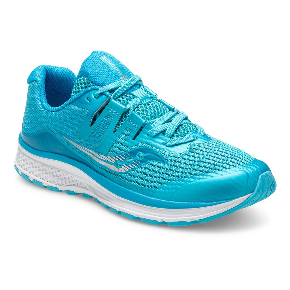 promo code 5f47a fb7d4 Saucony Ride ISO Blue buy and offers on Runnerinn