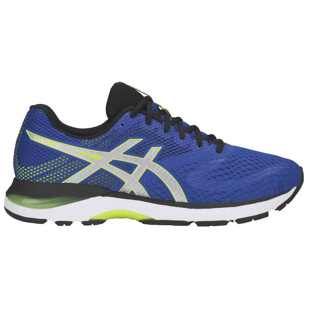 Crónico dividir resistirse  Asics Gel Pulse 10 Blue buy and offers on Runnerinn