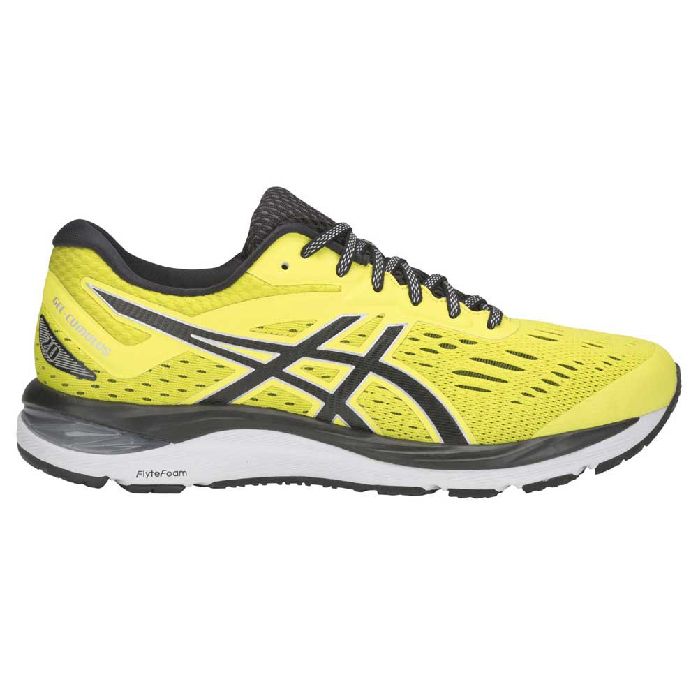 Zapatillas running Asics Gel Cumulus 20 EU 51 1/2 Lemon Spark / Black