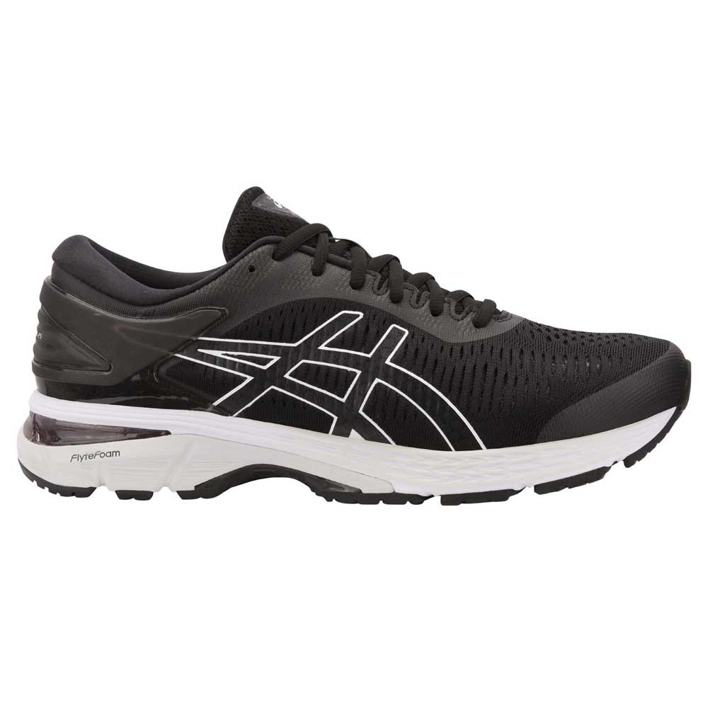 Zapatillas running Asics Gel Kayano 25 EU 44 Black / Glacier Grey