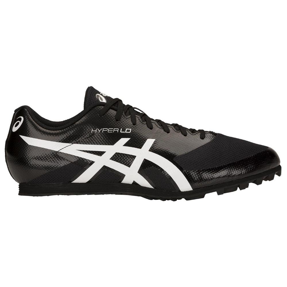 58fe23b09f9b Asics Hyper LD 6 Black buy and offers on Runnerinn