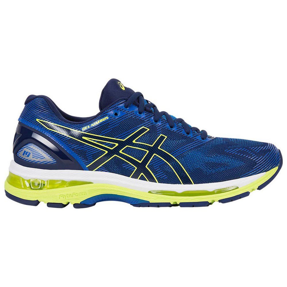 difference between asics gel nimbus 19 and 20