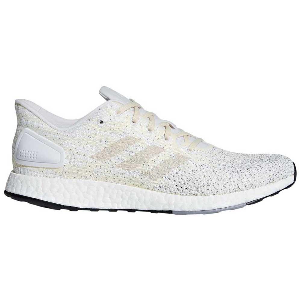 buty adidas pure boost running biały