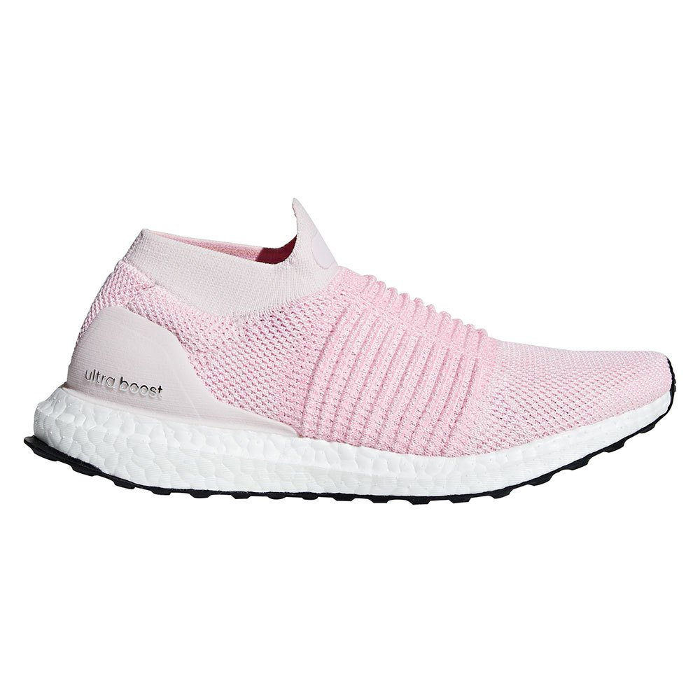 adidas Ultraboost Laceless Pink buy and