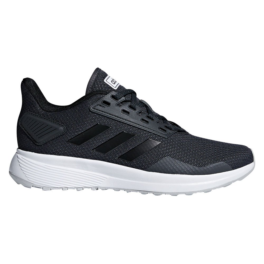 2d2905e83d11b adidas Duramo 9 Black buy and offers on Runnerinn
