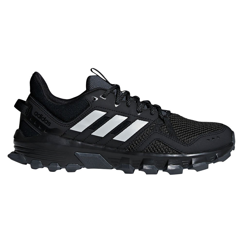 Desnatar En lo que respecta a las personas Perceptivo  adidas Rockadia Trail Black buy and offers on Runnerinn