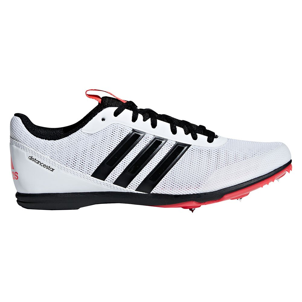 5bc3f1549851 adidas Distancestar White buy and offers on Runnerinn