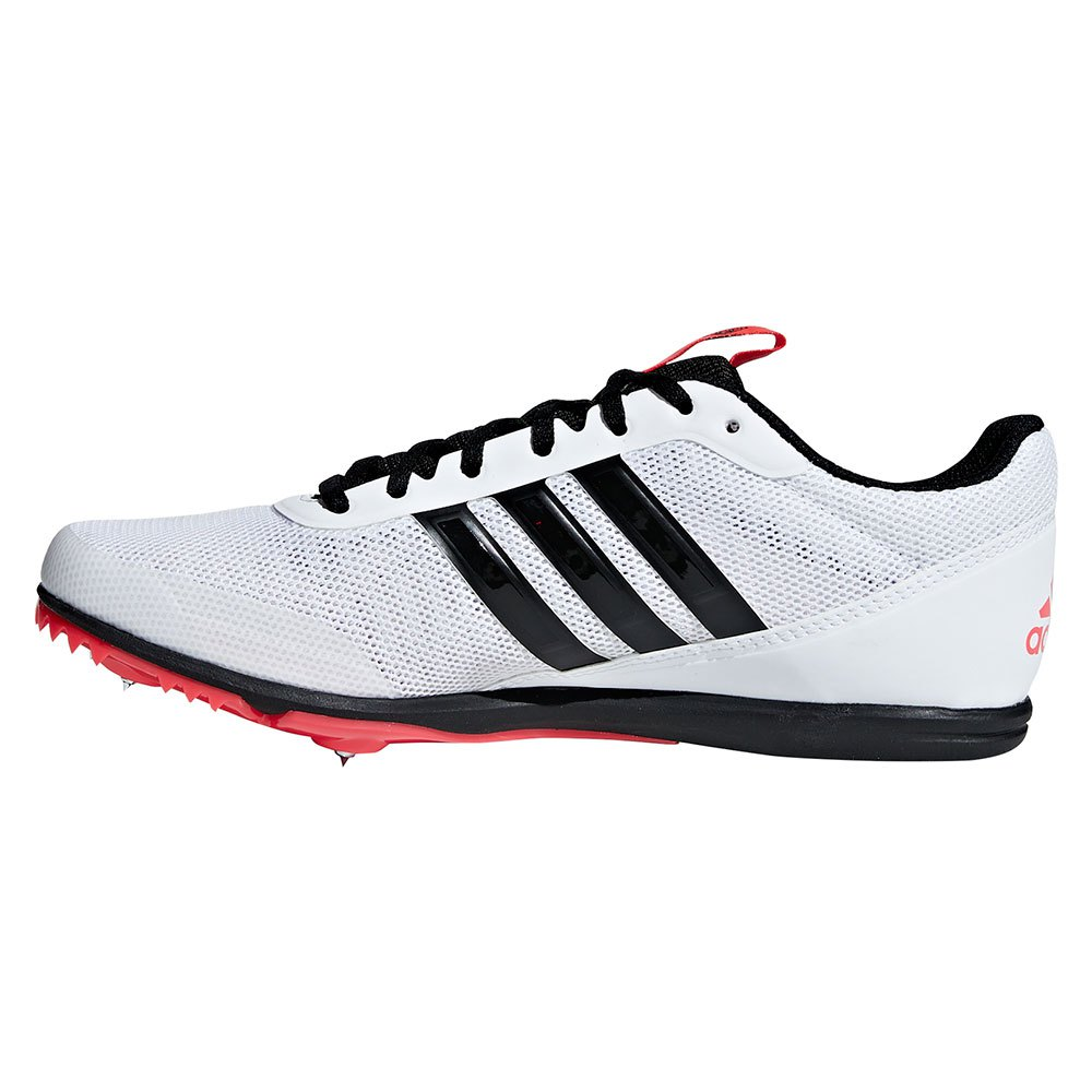 adidas Distancestar Spikes Men core black ftwr white at