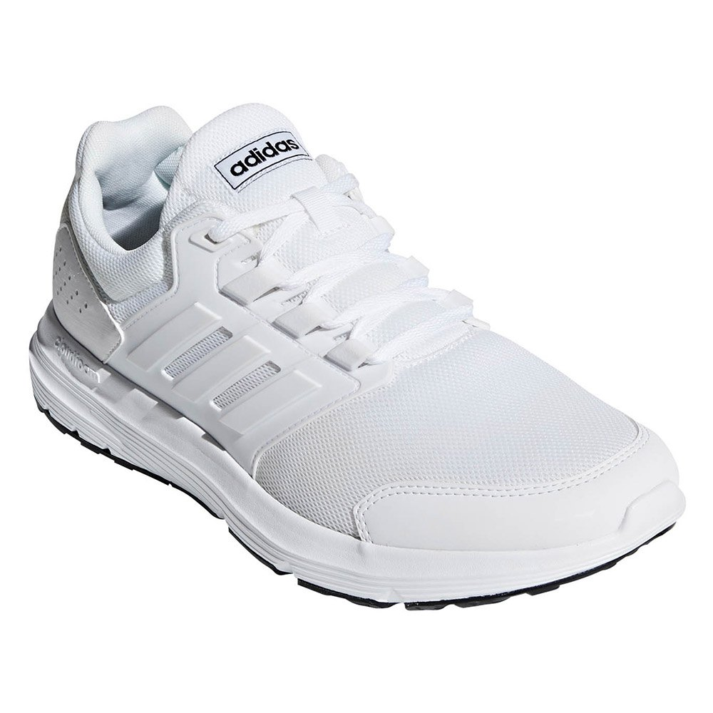 adidas Galaxy 4 White buy and offers on Runnerinn