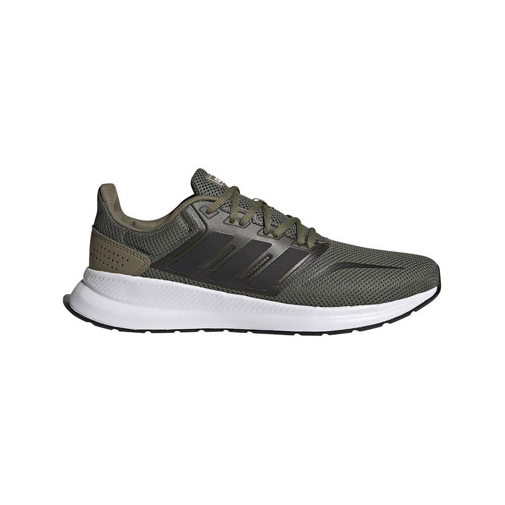 Santuario Parámetros Evaluación  adidas Falcon Verde comprar e ofertas na Runnerinn Sapatos running