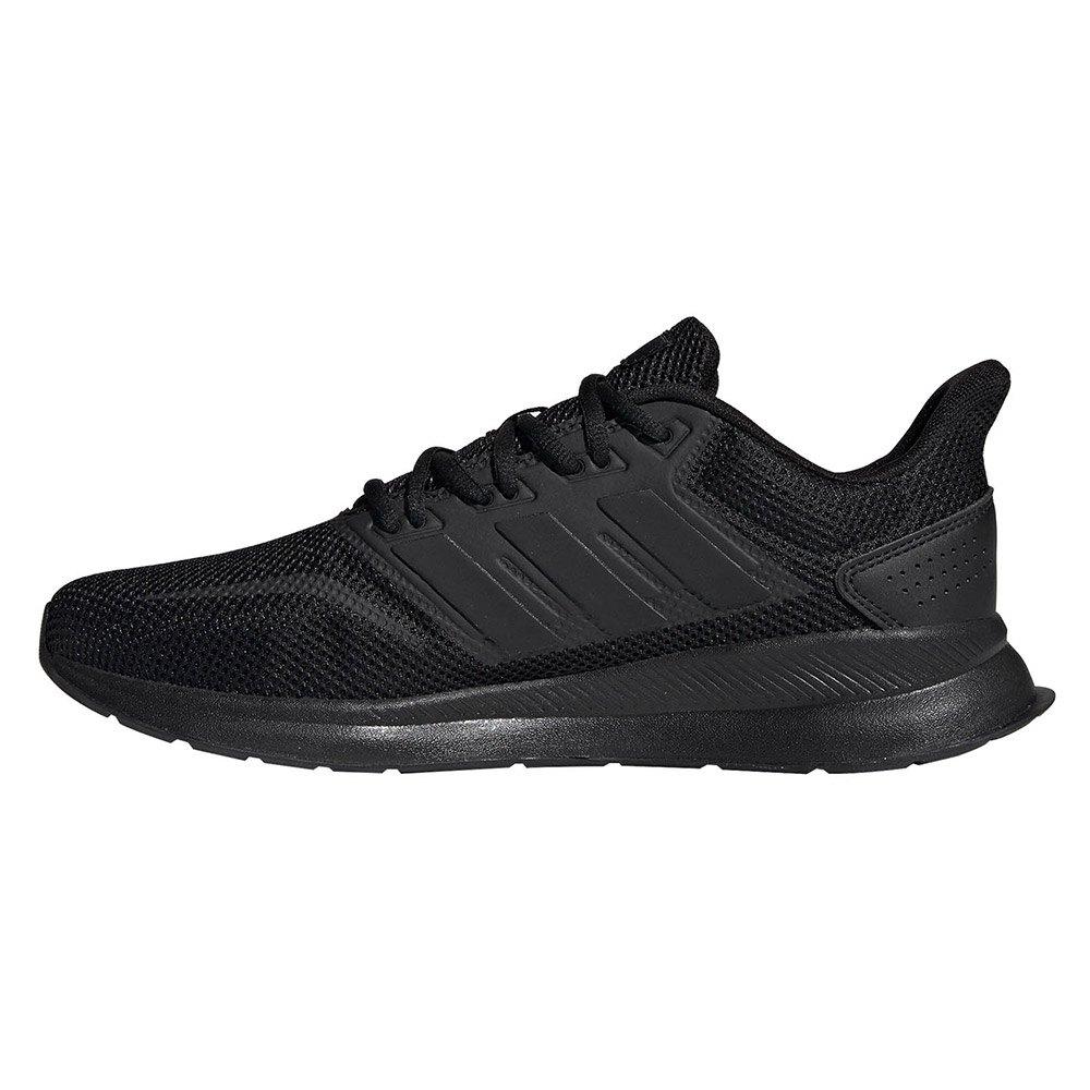 humedad Ordenado Torneado  adidas Runfalcon Black buy and offers on Runnerinn